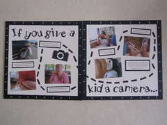 If you give a kid a camera-both pages