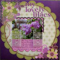 My Lovely Lilacs