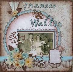 Frances & Walter