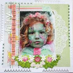 Fairy - by Mireille Divjak