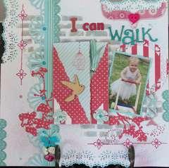 I CAN WALK