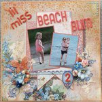 'lil' miss Beach Bum