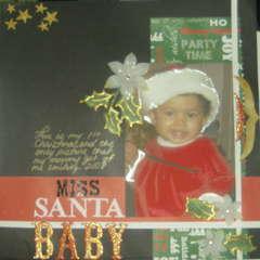 Miss Santa Baby