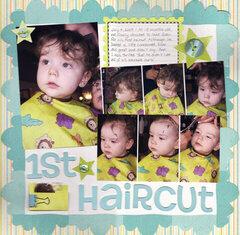 1st Haircut