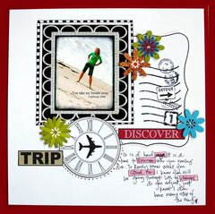 Discover **NEW Travelouge Teresa Collins**