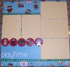 Playtime Page