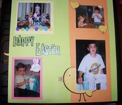 Senior Book: Easter