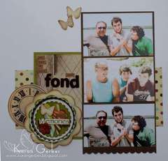 Fond Family Memories-**Quick Quotes**