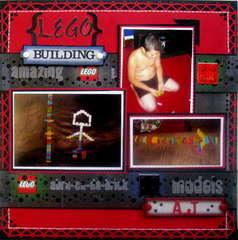 LEGO BUILDING (PIT SKETCH)