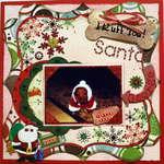 I Ruff You Santa