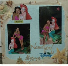 Neverland Jacuzzi with Ariel