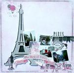 Paris **Carta Bella Paper dt**