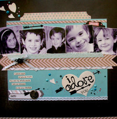 ADORE for Spellbinders