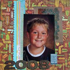 Dalton, 5th grade