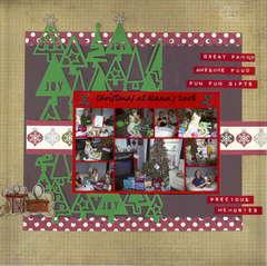 Christmas @ Nana's 2008