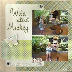 Wild about Mickey
