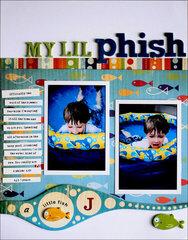 My lil Phish (Cosmo Snorkel)