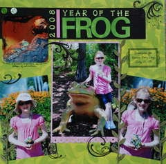 Year of the Frog