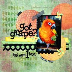 Got grape?