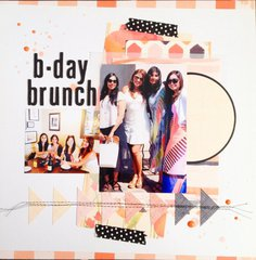 birthday brunch