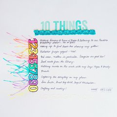 10 things I love right now
