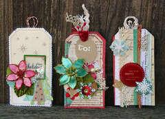 Christmas Tags *Prima*