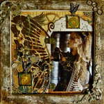 Steampunk Butterfly  ~~Graphic 45~~