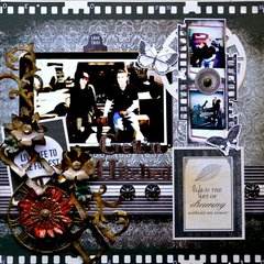 Gettin Hitched ~Scraps of Darkness~~ Feburary Kit