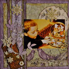 A Child's Wonder #2  ~~Scraps of Darkness~~