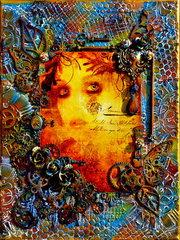Mixed Media Canvas ~~Imaginarium Designs~~