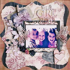 It's A Girl Thing ~~Imaginarium Designs DT~~