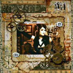 Victorian SteamPunk  ~~Scraps of Darkness~~