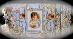 Baby Shower Mini Album