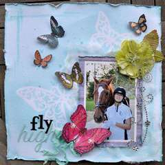 Fly High *Zva Creative & Tattered Angels*