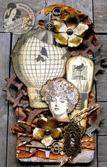 Steampunk Tag *Graphic 45*