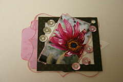 Clear Scraps, mini-deco