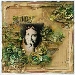 My steam - scrapbooking m.m.