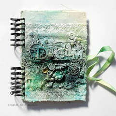 Dream - Journal *Tattered Angels*