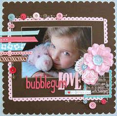 Bubblegum Love by Katherine McElvain