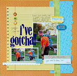 Gotcha by Kimber McGray for Bella Blvd