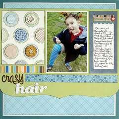 Crazy Hair by Heidi Sonboul