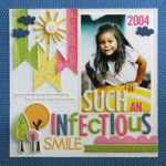 Infectious Smile by Laura Vegas