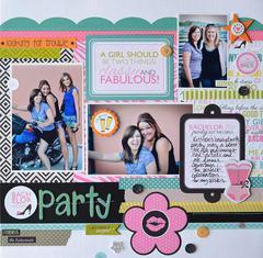 Bachelorette Party by Jen Chapin