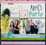 April's Bachelorette Party by Laura Vegas