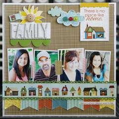 Family by Laura Vegas featuring the Thankful Collection from Bella Blvd
