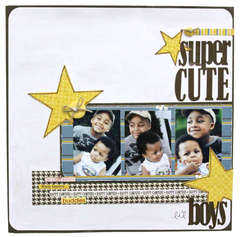 Super Cute Lil Boys by Tanisha Long