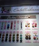 NEW Bella Blvd CHA - Button Embellishments