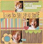 Love to See you Smile by Gretchen McElveen
