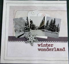 winter wonderland (page 1)