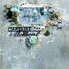 'Capture the Moment' *Blue Fern Studios*